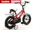 royalbaby bmx freestyle en bicicleta de montaña con marcos de acero y watter botella