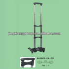 External luggage trolley handle luggage case