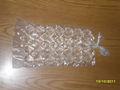 cubo de gelo de plástico saco