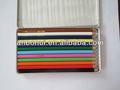 12 farben bleistift in metallbox