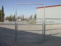 Ferme portes et panneaux / bovins de chèvre clôture panneau ( usine )