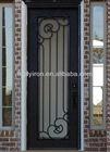 lowes wrought iron security door