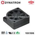 Mm 1506 mini micro de cc ventilador superior- motor eléctrico 15 x 15 x mm 6 pequeño ventilador de enfriamiento