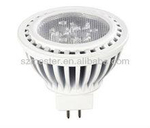 AC/DC12V SMD led 5W MR16 led lighting fixture