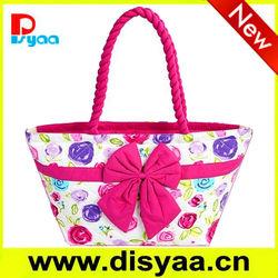 2015 Latest design bags women handbag silk bag