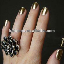 2014 New Style fashion Artificial Fingernails nail art tips shiny alloy metal crystal rhinestones nail art decoration glitters