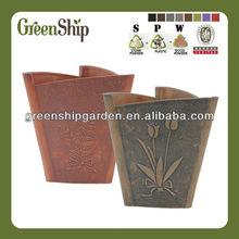 10K33 Outdoor Decorative Ceramic Flower Pot/ UV protective/