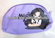 polyester coin purse / coin wallet / cute coin bag