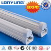 T5 All In One ETL TUV CE ROHS 3014 epistar 277V T5 LED tube light 600mm 900mm 1200mm
