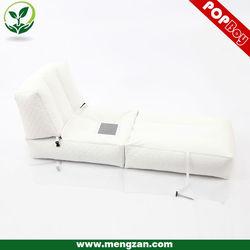 spacial design beanbag sofa lounger furniture/luxury bean bag sofa cover