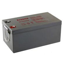 Gel Battery NPG250-12-12V250AH
