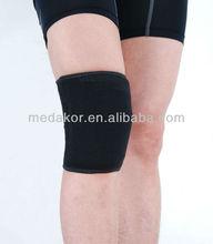 black volleyball knee pad