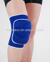 blue volleyball knee pad