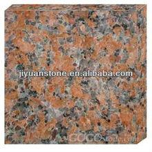 Manufacture Cheap Granite Maple Red Granite Block