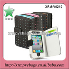 Nen flip PU leather case cover hand phone pouch
