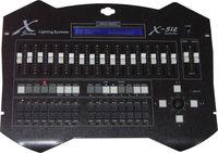 dmx 512 lighting controller/dmx console