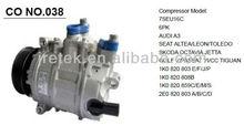 High quality 7SEU16C auto ac compressor for AUDI A3,SKODA,GOLF