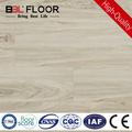 Blanc et gris moyen 5mm rustique.- bois de cristal de sol en vinyle extérieur bbl-96327-e
