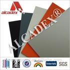 wall decoration panel 3mm pvdf coating/aluminum composite panel/exterior wall cladding/acp