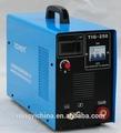 Xangai Rongyi MOSFET inversor DC TIG máquina de solda para banda lâmina de serra TIG250