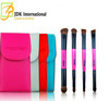 emily makeup brush/double-end coloful makeup brushes
