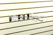 department store new style metal slatwall hook