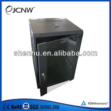 Cabinets and equipment for data networks
