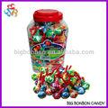 صافرة الحلويات مصاصات نكهات الفواكه المختلطة