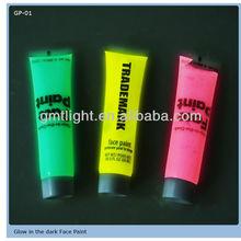 UV Glow Body/ Face Paint For Glow Club