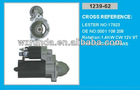 WENZHOU BORUN AUTO SPARE PARTS NEVER BEEN USED, OEM GENUINE BOSCH TYPE STARTER MOTOR 124175254690 BMW X5 545I