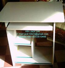 custom mdf computer desk