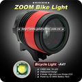 Rh-b0106 precio de fábrica de enfoque del manillar bicicleta luz