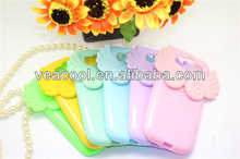 New Cute Angel Wings Soft Back Glow Case Cover for Samsung Galaxy S3 S III 3 i9300 Case with Noctilucent