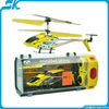 !Mini alloy rc helicopter with gyro plastic can packing 3ch rc helicopters toys