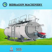 0.7MPA 1.25MPA best price wns series oil fired steam boiler