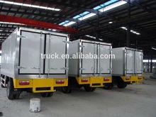 electric box truck,small box trucks for sale