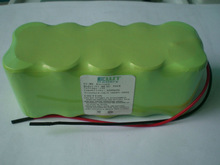 12V 4200mAh NI-MH battery for the scanner
