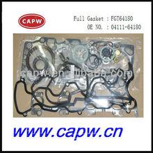 TOYOTA Complete Cylinder Head Gasket Kit 04111-64180