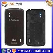 Black Battery Door Back Housing for LG Nexus 4 E960