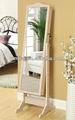 Decoración hogar antiguo espejo caballete en ventas populares