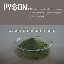 Chlorella powder,green alga,Enhancing immune system