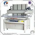 semiautomática plana de vacío de la pantalla de seda para la impresora plana de cristal
