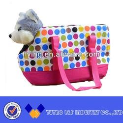 hot selling best quality ventilative travelling pet carrier bag