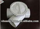 PVC SIDE ACCESS JUNCTION (M/F) Plastic fitting Plastic tee Australian standard(Water Mark)