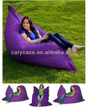 Giant Beanbag PURPLE - Indoor & Outdoor Bean Bag - MASSIVE 180x140cm - GREAT for Garden