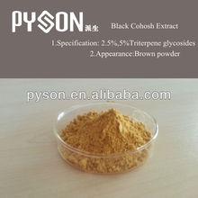 Black Cohosh Extract,Cimicifugae racemosae rhizome
