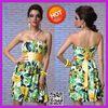 New Arrival Polka Dot Maxi Dress