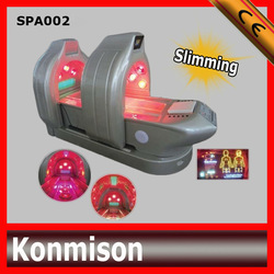 Far infrared +photon slimming day spa equipment for sale