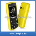 Amgoo bar teléfono MP3 MP4 GSM de cuádruple banda 850 / 900 / 1800 / 1900