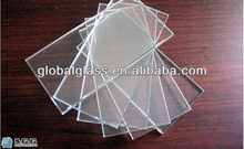 Solar Energy 3.2mm LOW IRON GLASS with CE & ISO certificate
